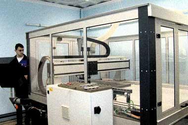 Tooling manufacturing lab