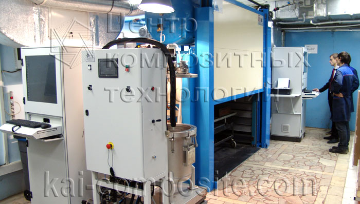 Thermo Infusion Automatic Center - TIAC