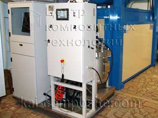 RTM Injection Unit Isojet